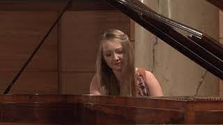 Aleksandra Świgut – F. Chopin, Etude in C minor, Op. 10 No. 12 (First stage)