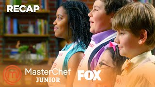 Junior Bites: The Sweetest Moments   Season 2 Ep. 6   MASTERCHEF JUNIOR