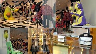 Luxury Shops in SoHo  - Window Shopping in SOHO NYC