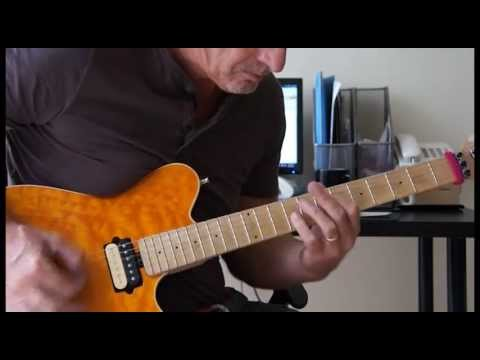 Trinity Rock & Pop Guitar Grade 8 - Run To The Hills