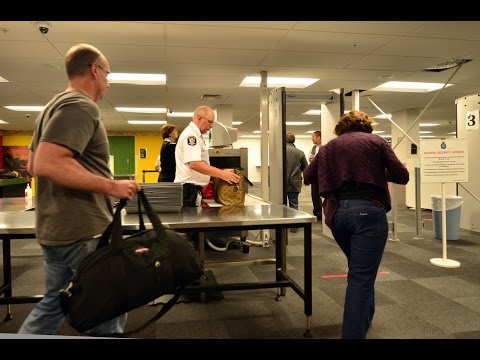 "TSA Implementing New, Gropier ""Enhanced Pat-Down"" Procedure"