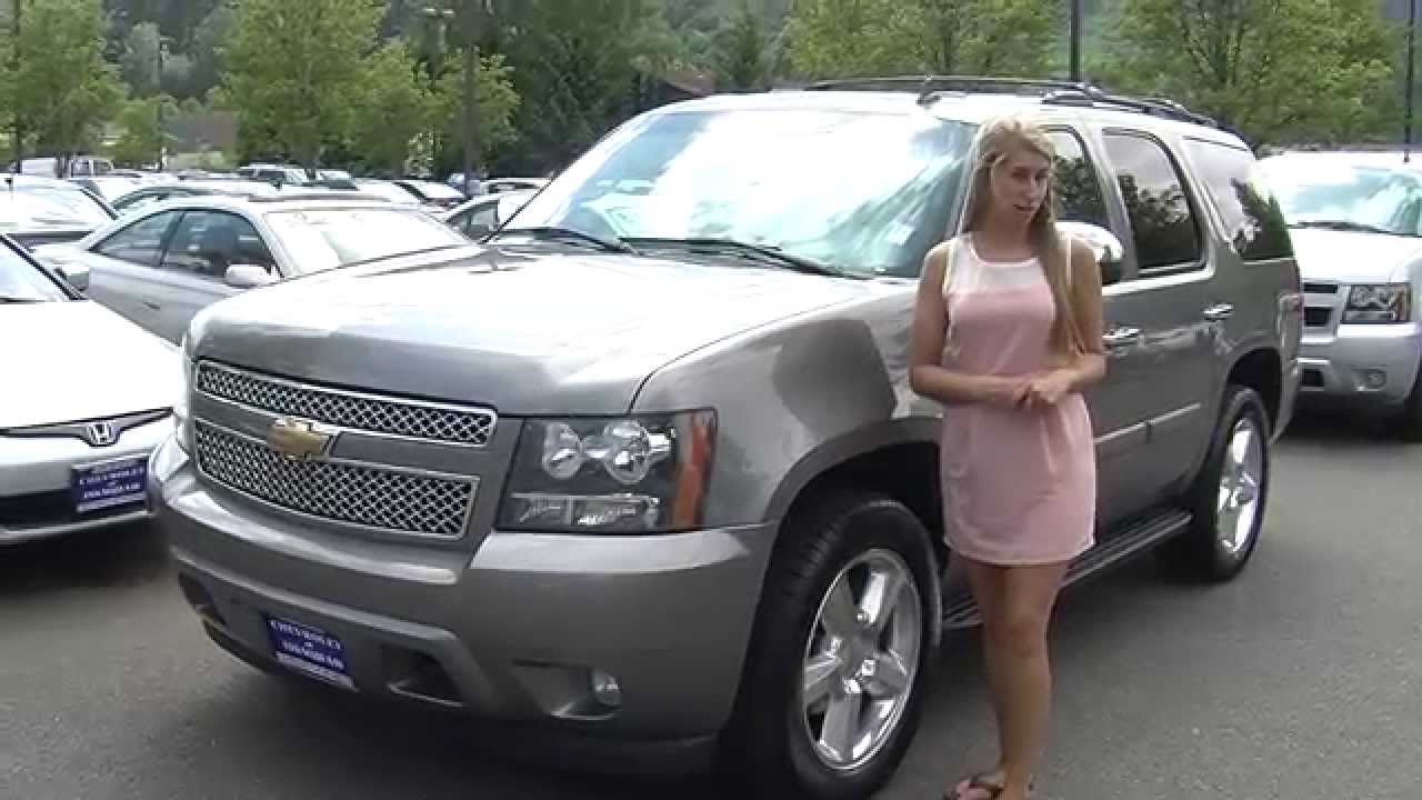 2014 Chevy Tahoe For Sale >> Virtual Video Walk Around of a 2008 Chevrolet Tahoe LTZ at ...