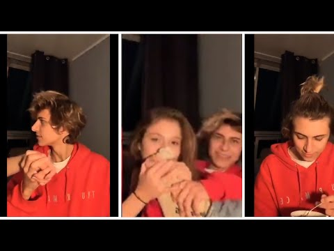 Lukas Rieger Faye Montana Instagram Live Stream 06.10 TEIL 2