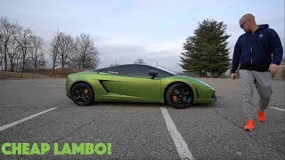 Here's Why A Lamborghini Gallardo Should Be Your FIRST Supercar