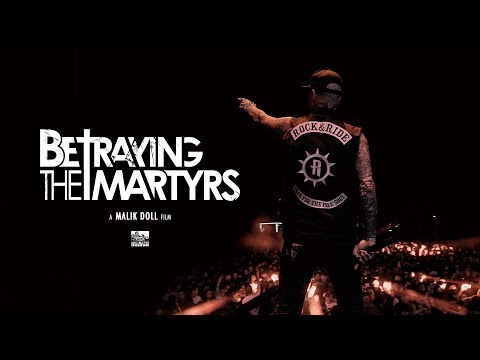 BETRAYING THE MARTYRS - Eternal Machine Tour (Asia 2019) Documentary