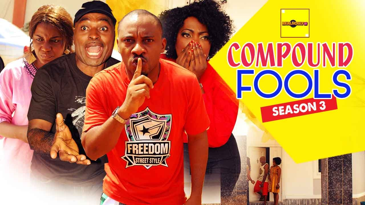 Download Compound Fools 3 - 2015 Latest Nigerian Nollywood Movies