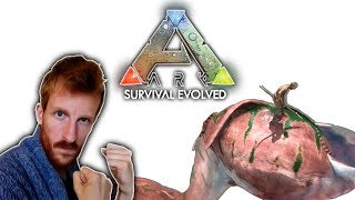 Blood in the Water :: Megalodon Revenge Attack :: ARK: Survival Evolved :: Solo Highlights