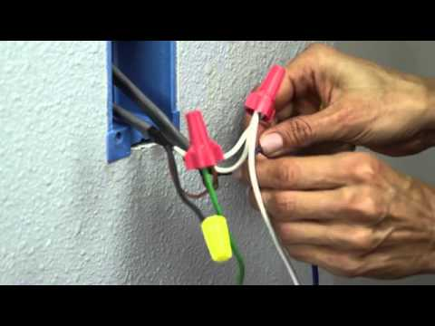 Linear Wd500z Z Wave Wall Mount Dimmer Switch Youtube