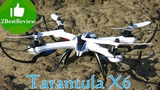 tarantula X6 - Квадрокоптер Паук! Распаковка. Banggood.com