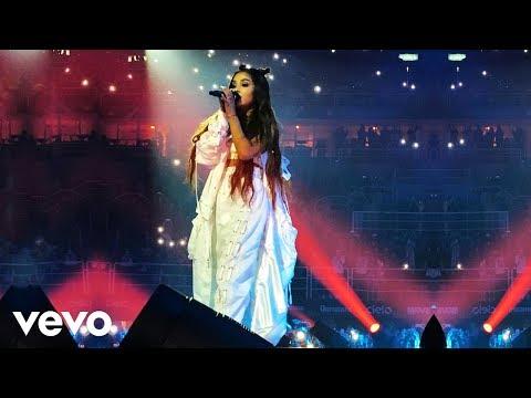 Ariana Grande RIO - Into You & One Last Time (DWT Rio De Janeiro Live)