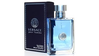 Versace Pour Homme (2008) Fragrance Review