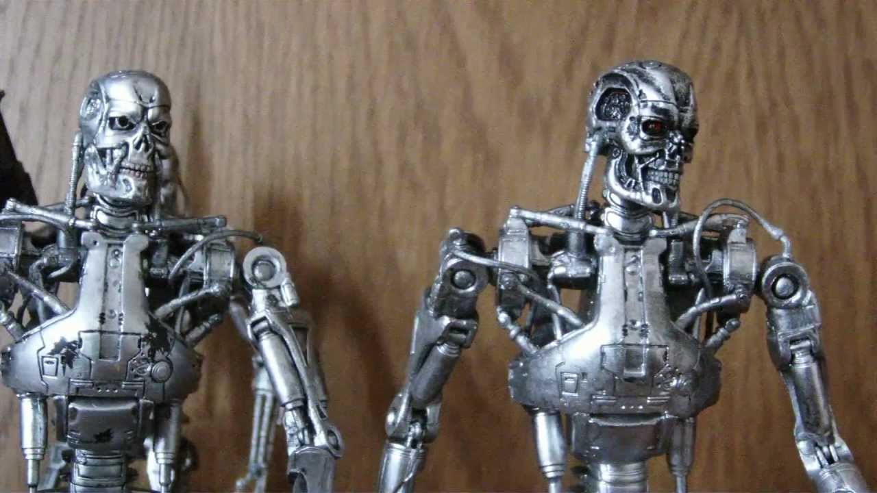 Terminator 7 Endoskeleton In Depth Comparison Review