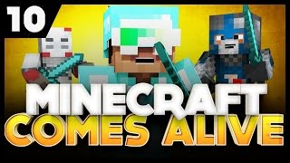 Minecraft Comes Alive 2 - EP10  - INTERROGATION