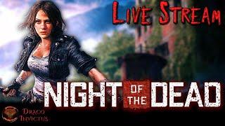 Night of The Dead: The Three Amigos (Take 2 Hard Mode Multiplayer with Baron Tormunda and BaconsTV)
