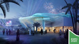 Step inside the Czech Republic Pavilion at Expo 2020