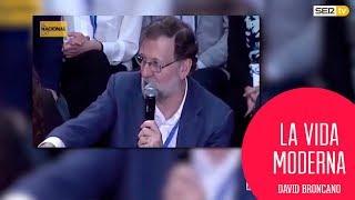 Rajoy es NEFASTO pero es muy gracioso sin querer #LaVidaModerna