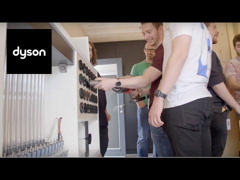 Challenge Dyson 2019: A very Dyson escape room