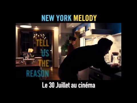 New York Melody - Adam Levine -  Lost Stars (Lyrics Video)