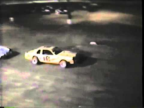 7-21-90 Hill Valley Speedway Darin Whitsel Feature Race