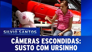 Video Susto com Ursinho | Câmeras Escondidas (05/02/17) download MP3, 3GP, MP4, WEBM, AVI, FLV Agustus 2018