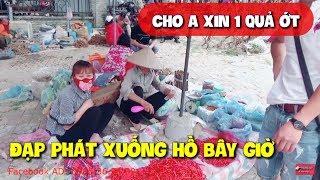 DTVN - CÁI KẾT KHÔNG NGỜ TRƯỚC  khi thanh niên lần thứ 2 đi XIN tại phiên chợ VÙNG CAO