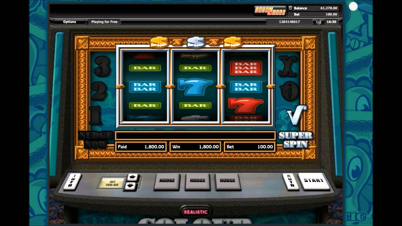 Realistic Slot Machines