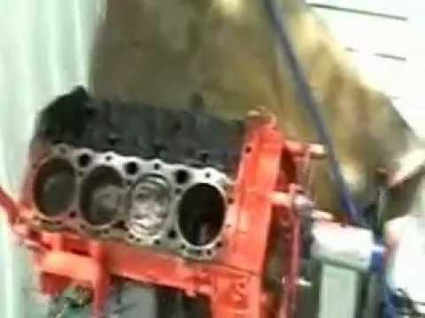 A1  Motor Rebuild