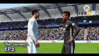 FIFA 18 - The Journey 2 (เนื้อเรื่องเต็ม พากย์ไทย) - เจอโรนัลโด้! - EP.2