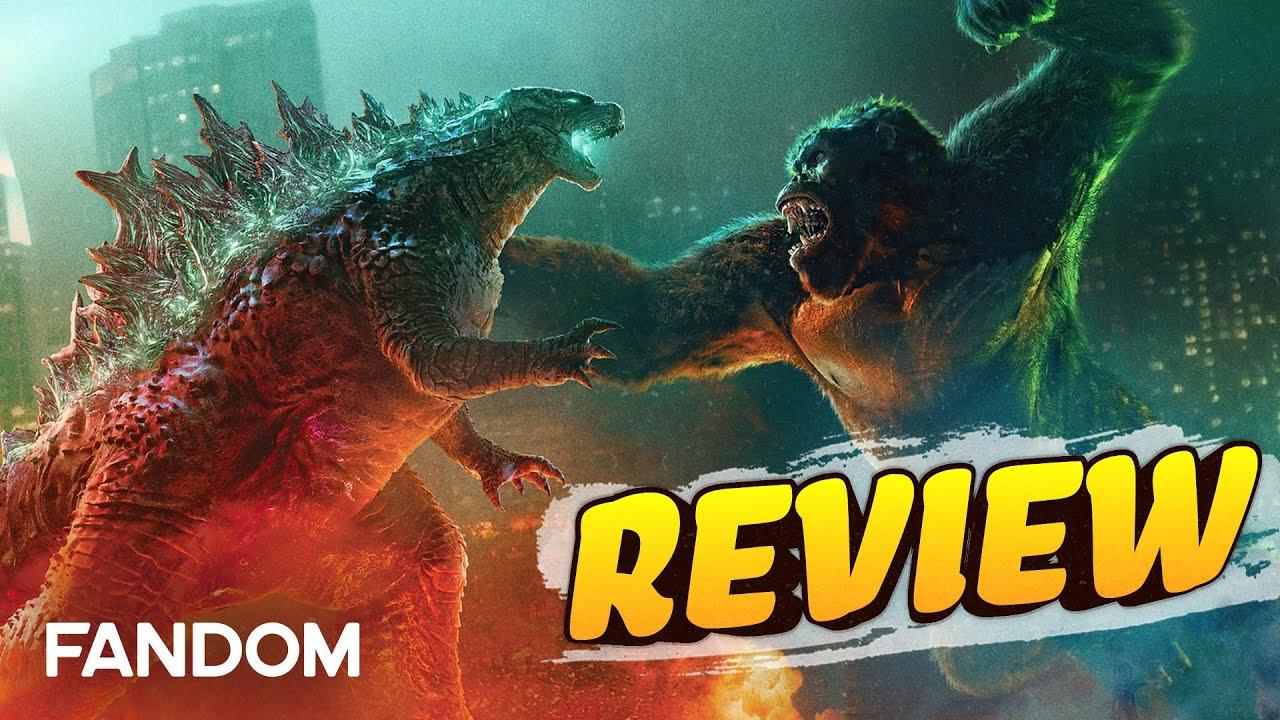 Godzilla vs. Kong | Review!