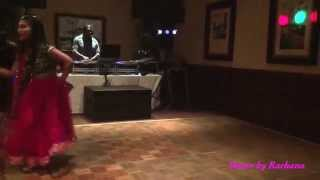 Indian Bollywood Dance Performance for Surprise Birthday Party