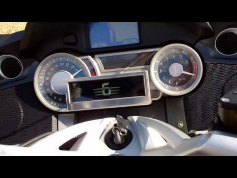 BMW K1600GT first ride