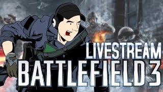 Battlefield 3 con la banda de Xbox y Tum Tum!!