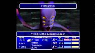Final Fantasy VII Playthrough #062, Mount Nibel (1/2), Climbing the Mountain of Death