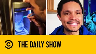 Trevor Noah Presents Ways To Spend Time In Quarantine | The Daily Show With Trevor Noah
