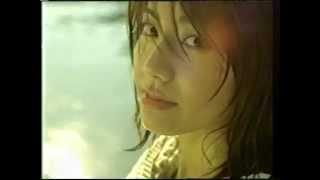 松下奈緒 滝沢沙織 富永愛 CM 2種 爽健美茶 2001 2001-02「湖畔の虹」篇...