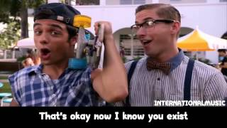 Teen Beach 2 - Twist Your Frown Upside Down [Video with Lyrics]