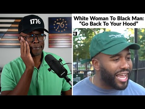 """White Woman Allegedly Tells Black Man """"Go Back To Your Hood!"""""""