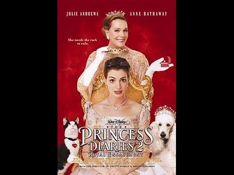 The Princess Diaries 2 Full length movie (Anne Hathaway 2004)