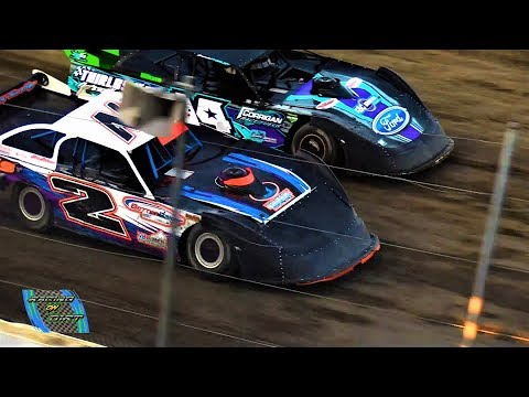 8-9-19 Late Model Heat 1 I-96 Speedway