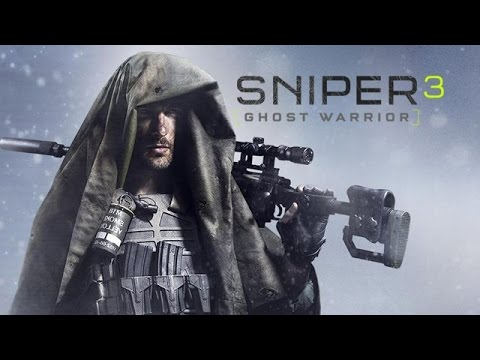 Sniper Ghost Warrior 3 Official Gameplay Trailer [HD]