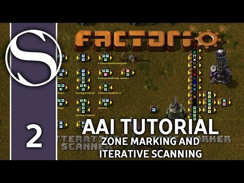 Zone Marking and Iterative Scanning | AAI Mod Tutorial Part 2