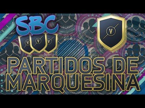 FIFA 17 : PARTIDOS DE MARQUESINA CON IF ASEGURADO!!!!