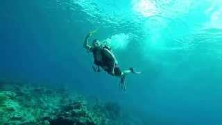 Guam Scuba Diving GoPro Hero 4 Silver