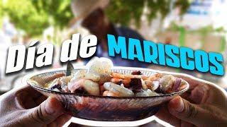 Un día comiendo MARISCOS en Culiacán