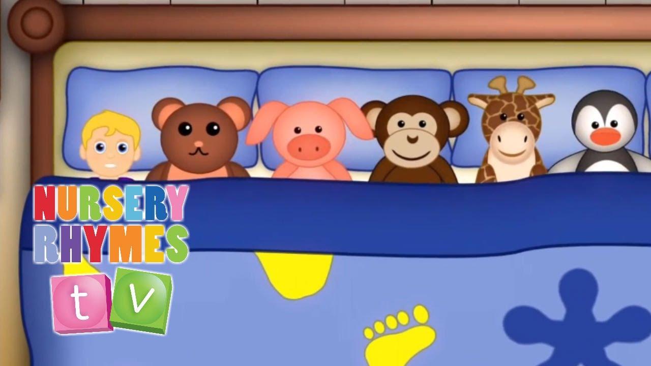 Ten In The Bed Clic Nursery Rhymes