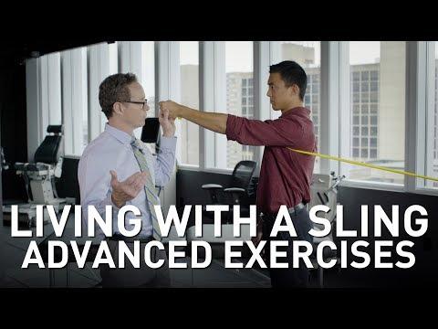 Advanced Strengthening Exercises After Shoulder Surgery | Martin Kelley, DPT of Penn Rehab