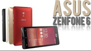 Asus Zenfone 6(Asus has entered the burgeoning smartphone space with the launch of its ZenFone series. The company introduced ZenFone 4, ZenFone 5 and ZenFone 6., 2014-07-18T00:30:36.000Z)