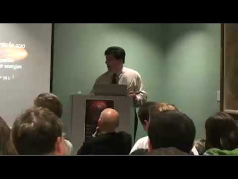 Dr Philip Maurone: How Did the Universe Begin?