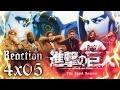 Attack on Titan: The Final Season - 4x5 Declaration of War - Group Reaction