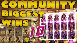 Community Biggest Wins #10 / 2019